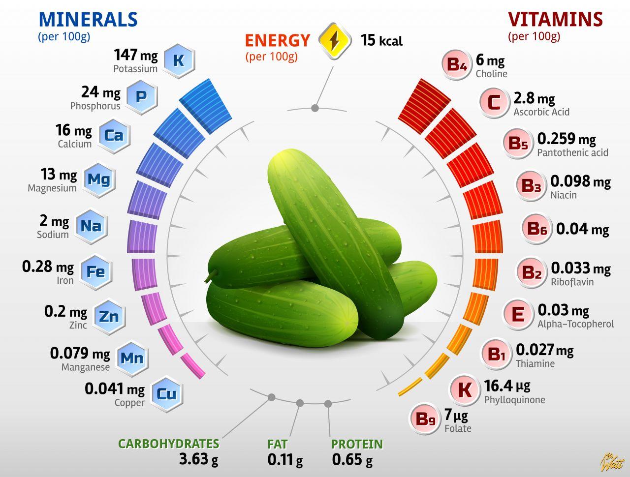 cucumber_vitamins_infographics